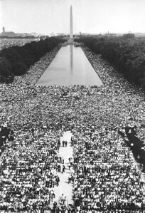 CIVIL RIGHTS MARCH WASHINGTON