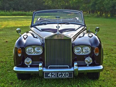 1963 Rolls Royce Silver Cloud III DHC By H.J. Mulliner 421 GXD