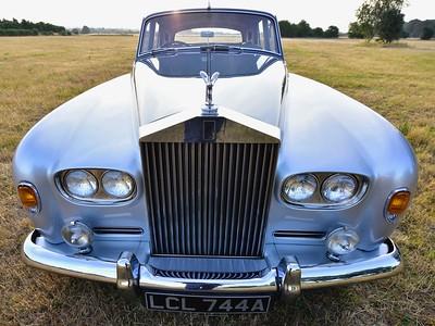 1963 Rolls Royce Silver Cloud III LCL 744A