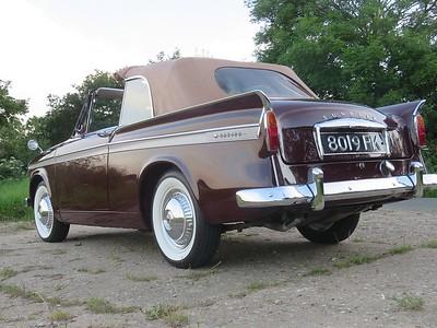 1963 Sunbeam Rapier 8019PK