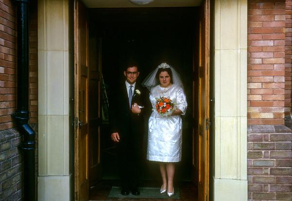 Lesley And Doug's Wedding