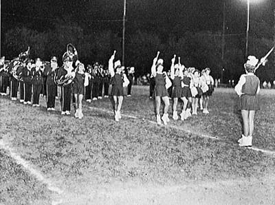 Homecoming performance - 1962