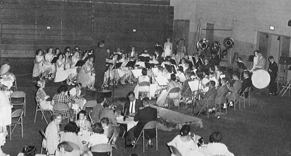 Maytime Frolics Concert - 1961