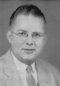 Director Verne Jacobs - 1957