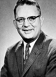 Director Verne Jacobs - 1962