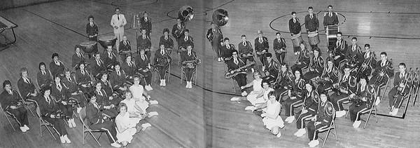 The 1961 Greenwood Marching Woodmen