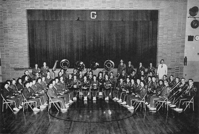 The 1959 Greenwood Marching Woodmen