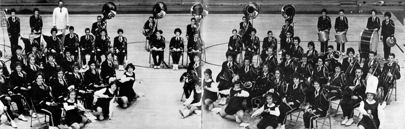 The 1962 Greenwood Marching Woodmen