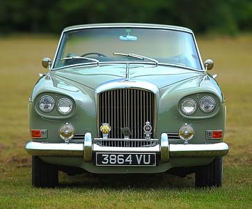 1964 Bentley Continental Chinese Eye 3864VU