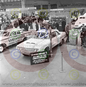 1964 Detroit Autorama Photos