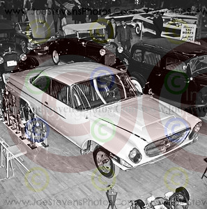 1964 Detroit Lightguard Armory Car Show Photos