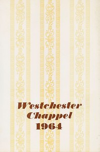 Cover, 1964, Morgan Press