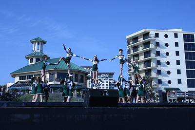 2011-2012 Cheerleaders