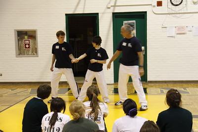 Self-Defense Class