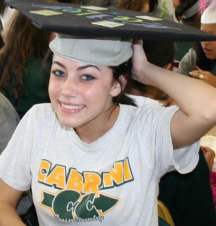 Senior Hat Day 8/21/09