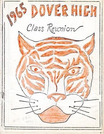 1965 Dover Senior High School 50th Year Class Reunion