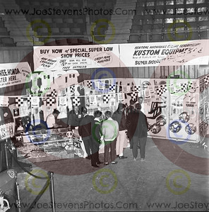 Kustom Equipment Sales Booth