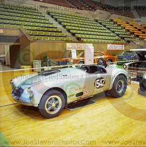 1956 MGA COMP-SPORT 275 C.I. Chev. by Waddill ~ #1542 CM/SP ~displayed at the 1965 Flint Autorama