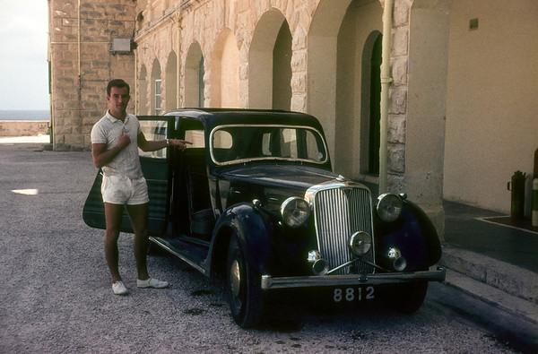 Mum And Dad In Malta 1965
