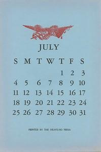 July, 1965, Heave-Ho Press