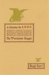 Cover, 1965, Unknown