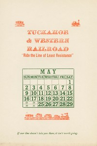May, 1965, Village Green