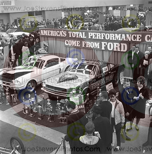 1965 & 1966 Detroit Autorama Photos