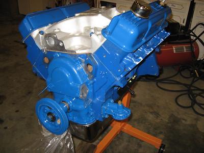 390 engine build