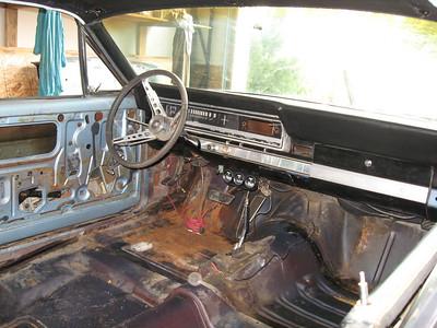 Interior restore