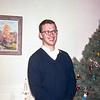 Bob, Christmas 1966, Omaha, NE