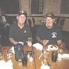 Morrie Deets & John Devine   ( the two Sgts Maj)