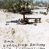 DMZ - L/Cpl Boyd(standing) - Sgt Winchester(Laying down) - Gun hit by 85mm
