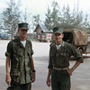 Sgts Evans & Gino
