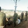 Lt Hammell (sitting) - Capt Patterson - Lt Lewis - Sage - Lt Kalstrom