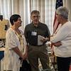 Mrs Aloisi, Art Aloisi and Karen DeStefano