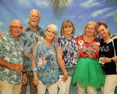 David Young, Ronald Wester, Mickie Long Cline, Beverly Telchman Dearinger, Mary Richards Coleman, Saundra McClain Hendricks