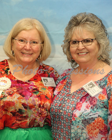 Mary Richards Coleman, Dayna Overby Barron