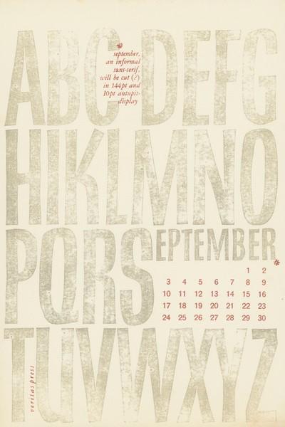 September, 1967, Veritas Press