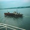 MS Aurelia - River freighters, near Southhampton