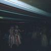 At sea - MS Aurelia, Polynesian dance party