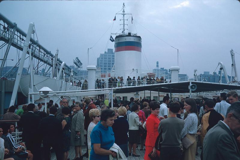 MS Aurelia -  NY Harbor