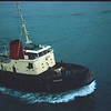 MS Aurelia - Tugboat into Southhampton