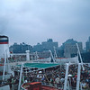 MS Aurelia - New York Harbor