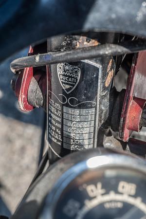 1969 Ducati 350 Desmo