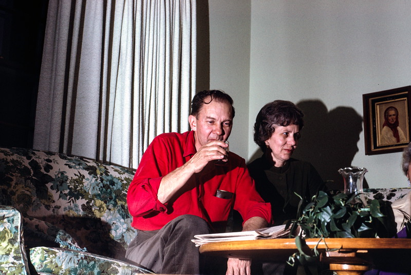 Herb and Lois Potter, 1969