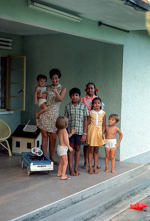 At Home In Windsor Park, Singapore