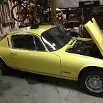 1970 Lotus Elan Plus 2
