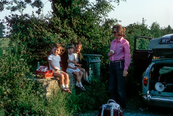 Summer Holiday In Devon 1970