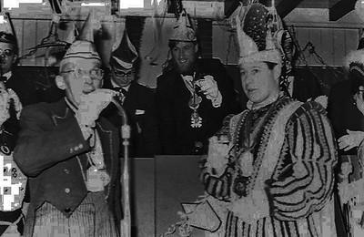 Prins Theo den Tweede bij Kiek ze Kieke