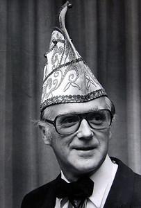 Theo Draad, voormalig voorzitter van A.V.N.O.C. De naam werd in het seizoen 1968-1969 veranderd in S.O.C.N.